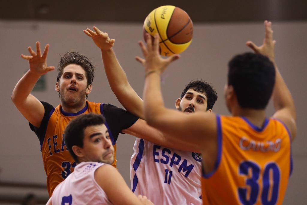 NDU define os campeões do 1º turno no basquete a partir de sábado