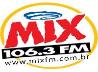 Apoio: MIX FM